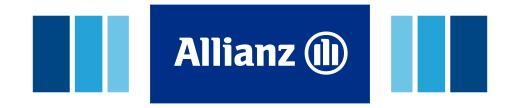 logotipo allianz Ableseguros Correduría de Seguros