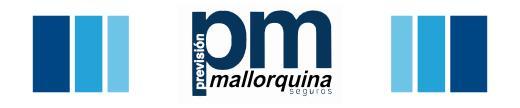 logotipo prevision mallorquina Ableseguros Correduría de Seguros
